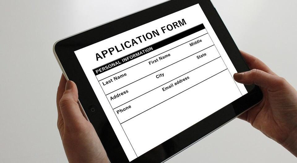 Application CV