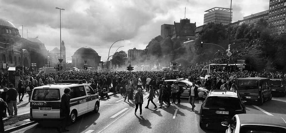 Hackney-riot